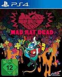 Hier klicken, um das Cover von Mad Rat Dead (PS4) zu vergrößern