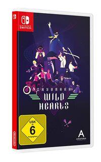 Hier klicken, um das Cover von Sayonara Wild Hearts (Switch) zu vergrößern