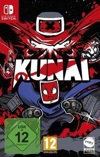 Hier klicken, um das Cover von Kunai (Switch) zu vergrößern