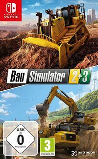 Hier klicken, um das Cover von Bau Simulator 2+3 (Switch) zu vergrößern