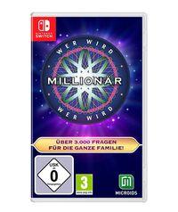 Hier klicken, um das Cover von Wer Wird Millionae~r? (Switch) zu vergrößern