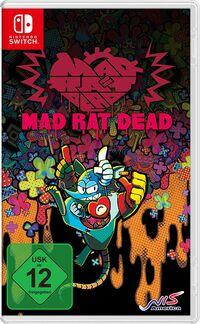 Hier klicken, um das Cover von Mad Rat Dead (Switch) zu vergrößern