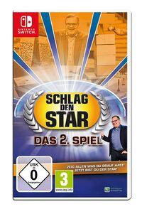 Hier klicken, um das Cover von Schlag den Star - Das 2. Spiel (Switch) zu vergrößern