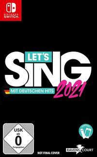Hier klicken, um das Cover von Let's Sing 2021 mit deutschen Hits (Switch) zu vergrößern