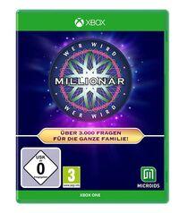 Hier klicken, um das Cover von Wer Wird Millionae~r? (Xbox One) zu vergrößern