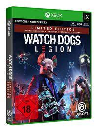 Hier klicken, um das Cover von Watch Dogs Legion (Xbox One) zu vergrößern