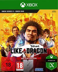 Hier klicken, um das Cover von Yakuza 7: Like a Dragon (Xbox One) zu vergrößern
