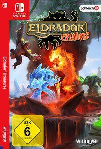 Hier klicken, um das Cover von Eldrador Creatures (Switch) zu vergrößern