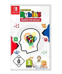 Hier klicken, um das Cover von Professor Rubik's Gehirntrainer (Switch) zu vergrößern