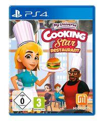 Hier klicken, um das Cover von My Universe - Cooking Star Restaurant (PS4) zu vergrößern