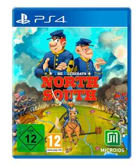 Hier klicken, um das Cover von The Bluecoats - North and South (PS4) zu vergrößern