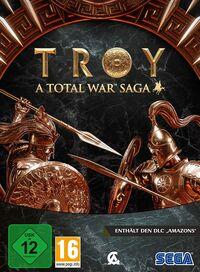 Hier klicken, um das Cover von A Total War Saga: Troy (PC) zu vergrößern