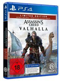 Hier klicken, um das Cover von Assassin's Creed Valhalla (PS4) zu vergrößern