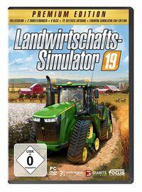Hier klicken, um das Cover von Landwirtschafts-Simulator 19 - Premium Edition (PC) zu vergrößern