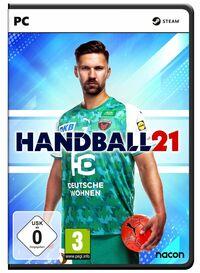Hier klicken, um das Cover von Handball 21 (PC) zu vergrößern