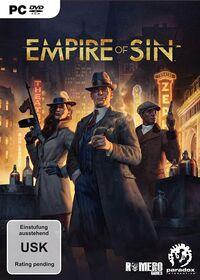 Hier klicken, um das Cover von Empire of Sin Day (PC) zu vergrößern