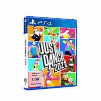 Hier klicken, um das Cover von Just Dance 2021 (PS4) zu vergrößern