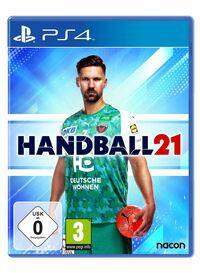 Hier klicken, um das Cover von Handball 21 (PS4) zu vergrößern