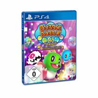 Hier klicken, um das Cover von Bubble Bobble 4 Friends: The Baron is Back! (PS4) zu vergrößern