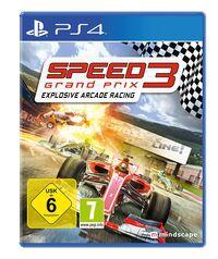 Hier klicken, um das Cover von Speed 3 - Grand Prix (Ps4) zu vergrößern
