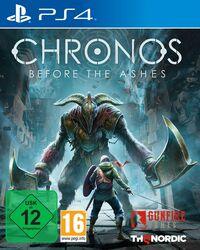 Hier klicken, um das Cover von Chronos: Before the Ashes (PS4) zu vergrößern