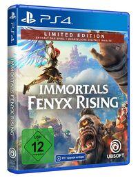 Hier klicken, um das Cover von Immortals Fenyx Rising (PS4) zu vergrößern