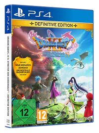 Hier klicken, um das Cover von Dragon Quest XI S: Streiter des Schicksals - Definitive Edition (PS4) zu vergrößern