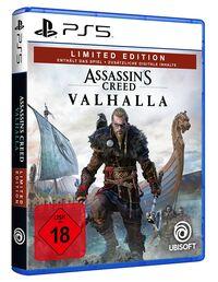 Hier klicken, um das Cover von Assassin's Creed Valhalla (Ps5) zu vergrößern