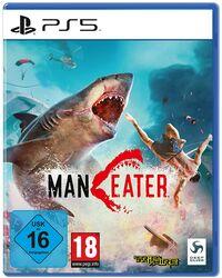 Hier klicken, um das Cover von Maneater (PS5) zu vergrößern