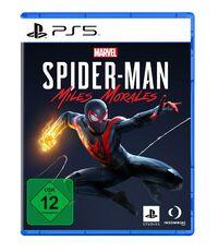 Hier klicken, um das Cover von Marvel's Spider-Man: Miles Morales (PS5) zu vergrößern
