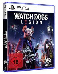 Hier klicken, um das Cover von Watch Dogs Legion (PS5) zu vergrößern