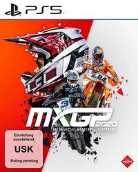 Hier klicken, um das Cover von MXGP 2020 - THE OFFICIAL MOTOCROSS VIDEOGAME (PS5) zu vergrößern