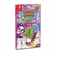 Hier klicken, um das Cover von Bubble Bobble 4 Friends: The Baron is Back! (Switch) zu vergrößern