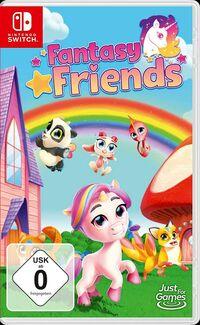 Hier klicken, um das Cover von Fantasy Friends (Switch) zu vergrößern