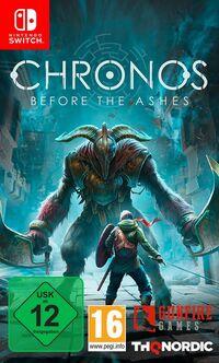 Hier klicken, um das Cover von Chronos: Before the Ashes (Switch) zu vergrößern