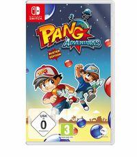 Hier klicken, um das Cover von Pang Adventures Buster Edition (Switch) zu vergrößern