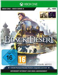 Hier klicken, um das Cover von Black Desert Prestige Edition (Xbox One) zu vergrößern