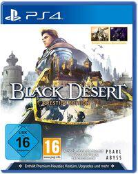 Hier klicken, um das Cover von Black Desert Prestige Edition (PS4) zu vergrößern