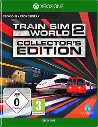 Hier klicken, um das Cover von Train Sim World 2 - Collector's Edition (Xbox One) zu vergrößern