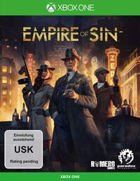 Hier klicken, um das Cover von Empire of Sin Day (Xbox One) zu vergrößern