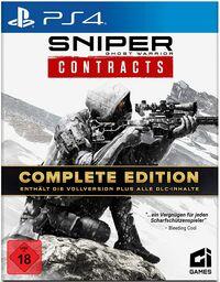 Hier klicken, um das Cover von Sniper Ghost Warrior Contracts Complete Edition (PS4) zu vergrößern