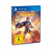 Hier klicken, um das Cover von Turrican Flashback (PS4) zu vergrößern