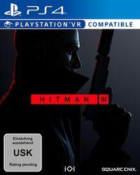 Hier klicken, um das Cover von HITMAN 3 (PS4) zu vergrößern