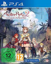 Hier klicken, um das Cover von Atelier Ryza 2: Lost Legends & the Secret Fairy (PS4) zu vergrößern