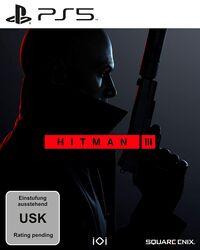 Hier klicken, um das Cover von HITMAN 3 (PS5) zu vergrößern