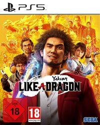 Hier klicken, um das Cover von Yakuza 7: Like a Dragon (PS5) zu vergrößern