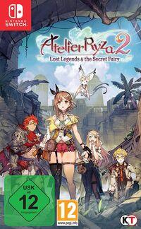 Hier klicken, um das Cover von Atelier Ryza 2: Lost Legends & the Secret Fairy (Switch) zu vergrößern