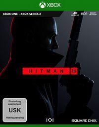 Hier klicken, um das Cover von HITMAN 3 (Xbox One) zu vergrößern