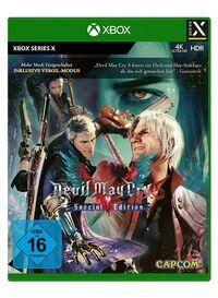 Hier klicken, um das Cover von Devil May Cry 5 Special Edition (Xbox Series X) zu vergrößern