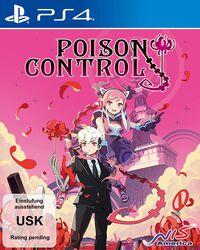 Hier klicken, um das Cover von Poison Control (PS4) zu vergrößern
